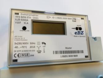 Ablesung Ihrer Strom- und Wasserzähler ab 01.12.2020